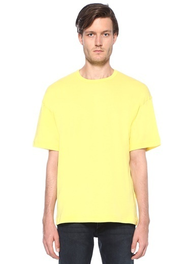 Samsoe & Samsoe Tişört Sarı